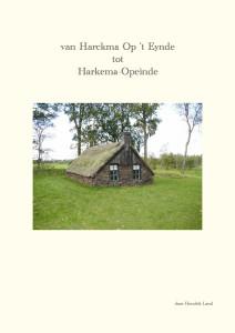 Boek Harkema